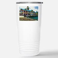 Nassau Bahamas Thermos Mug