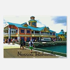 Nassau Bahamas Postcards (Package of 8)