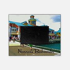 Nassau Bahamas Picture Frame