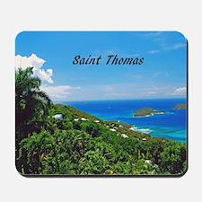 St. Thomas Mousepad
