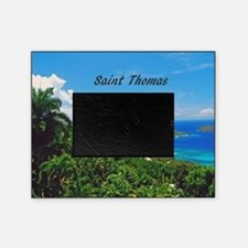 St. Thomas Picture Frame