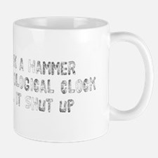 Shutting Up the Biological Clock Mug