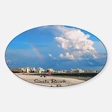 Siesta Beach Decal