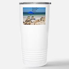 Siesta Key Stainless Steel Travel Mug