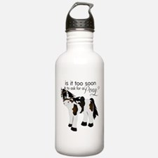 Is it too soon to ask for a Pony Water Bottle