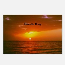 Siesta Key Postcards (Package of 8)