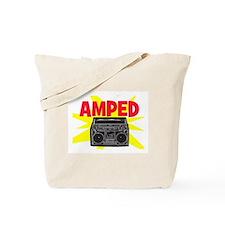 AMPED Tote Bag