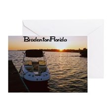 Florida Sunrise Greeting Card
