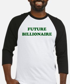 Future Billionaire Baseball Jersey