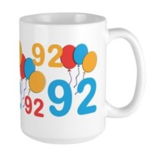 92 Years Old - 92nd Birthday Mug