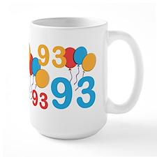 93 Years Old - 93rd Birthday MugMugs