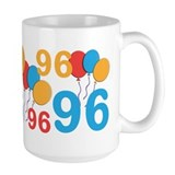 90 days Large Mugs (15 oz)