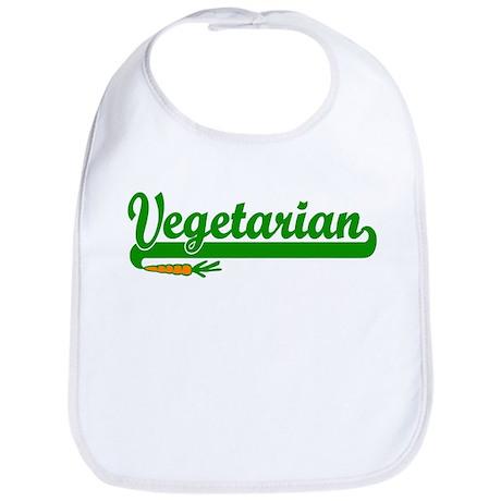 Bib - for little vegetarians!
