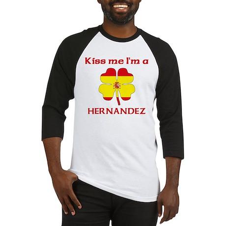 Hernandez Family Baseball Jersey