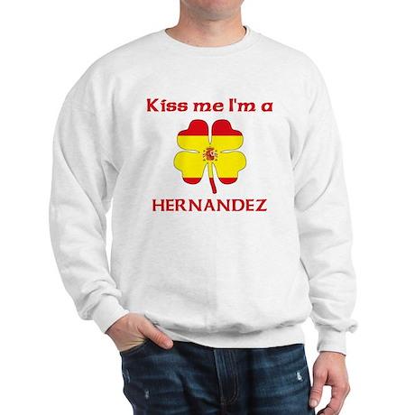 Hernandez Family Sweatshirt