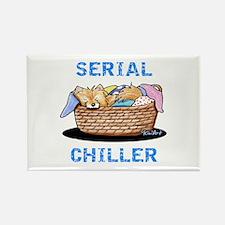 Pom Serial Chiller Rectangle Magnet