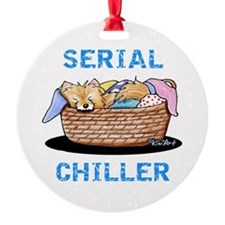 Pom Serial Chiller Ornament