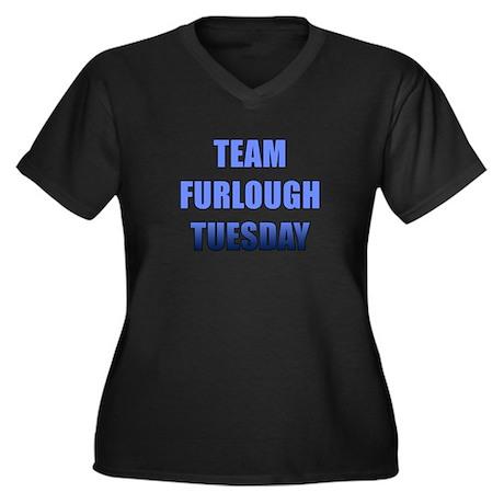 Team Furlough Tuesday Plus Size T-Shirt