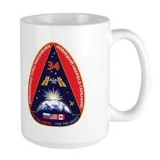 Expedition 34 MugMugs