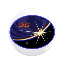 "Expedition 35 3.5"" Button"