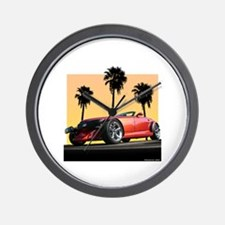 Plymouth Prowler Wall Clock