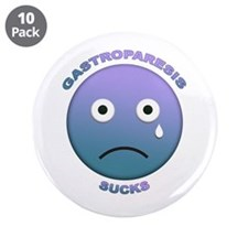 "GP Sucks 3.5"" Button (10 pack)"