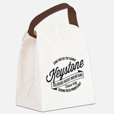 Keystone Vintage Canvas Lunch Bag