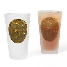 Faberge's Jewels - Yellow Drinking Glass