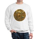 Faberge's Jewels - Yellow Sweatshirt
