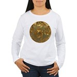 Faberge's Jewels - Yellow Long Sleeve T-Shirt