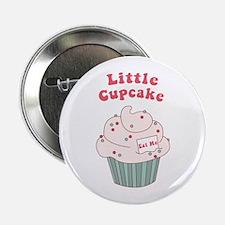 "Little Cupcake 2.25"" Button"