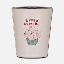 Little Cupcake Shot Glass