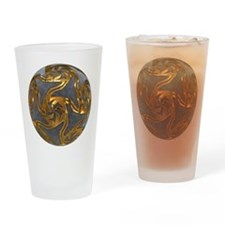 Faberge's Jewels - Grey Drinking Glass