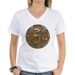 Faberge's Jewels - Grey T-Shirt