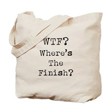 WTF? Tote Bag