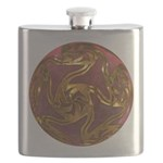 Faberge's Jewels -Red Flask
