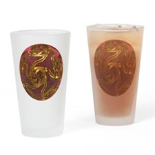 Faberge's Jewels -Red Drinking Glass