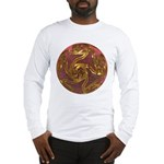 Faberge's Jewels -Red Long Sleeve T-Shirt