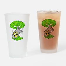 "Nuclear ""F"" Bomb Drinking Glass"