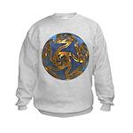 Faberge's Jewels - Blue Sweatshirt