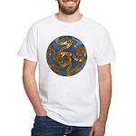 Faberge's Jewels - Blue T-Shirt