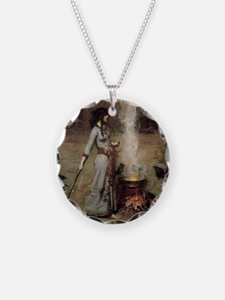 Magic Circle Necklace