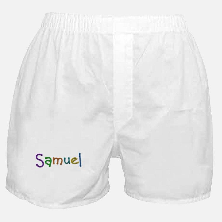 Samuel Play Clay Boxer Shorts
