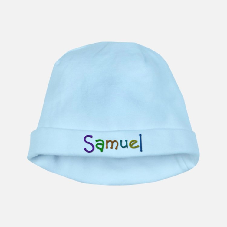 Samuel Play Clay baby hat