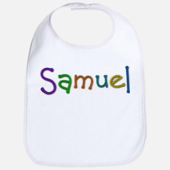 Samuel Play Clay Bib