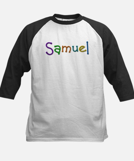 Samuel Play Clay Baseball Jersey