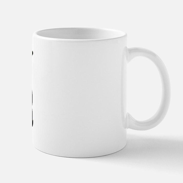 I Love My Soldier Small Small Mug