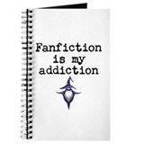 Fanfiction Journals & Spiral Notebooks