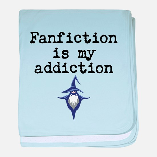 Fanfiction baby blanket