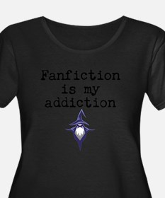 Fanfiction Plus Size T-Shirt